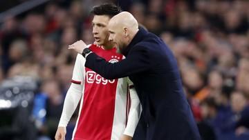 Eredivisie: AZ Alkmaar - Ajax Amsterdam. Transmisja na Polsatsport.pl