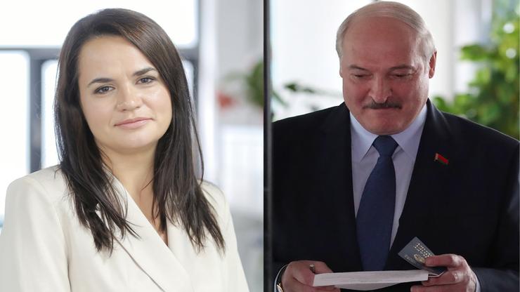 Oficjalne wyniki wyborów na Białorusi