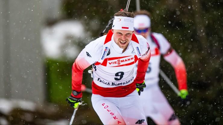 PŚ w biathlonie: Polska na 16. miejscu w supermikście, wygrana Szwecji