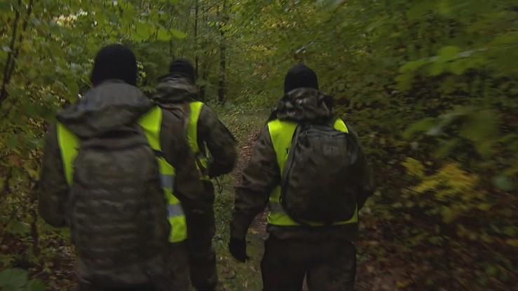 Odnaleziono ciało poszukiwanego 81-letniego grzybiarza