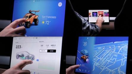 Tak wygląda Unreal Engine w systemie inforozrywki elektrycznego Hummera [FILM]