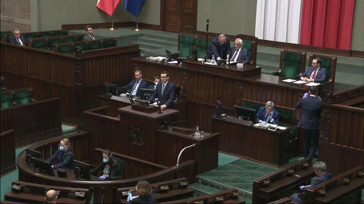 Premier przekazał, kiedy spodziewa się szczytu zachorowań w Polsce