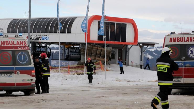 Tragedia w Bukowinie Tatrzańskiej. Prokuratura postawiła zarzuty
