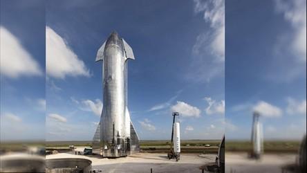 Statek Starship odbędzie pierwszy orbitalny lot jeszcze w tym roku