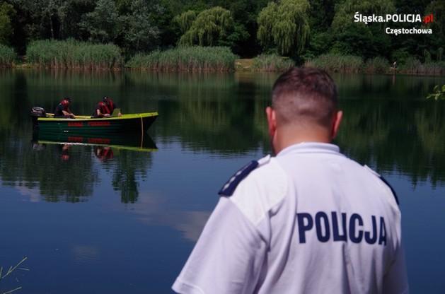 Tragiczny finał poszukiwań 87-letniego mieszkańca Częstochowy