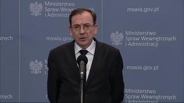 Szef MSWiA: Kary za łamanie zasad zwalczania epidemii będą nakładane w drodze tzw. szybkiej ścieżki