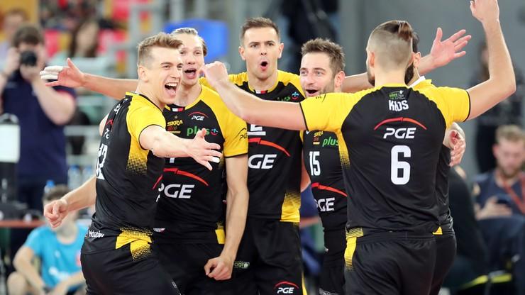 PlusLiga: Skra Bełchatów - Asseco Resovia Rzeszów. Transmisja w Polsacie Sport