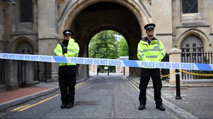 Atak nożownika w Reading. Wiadomo, kim były ofiary