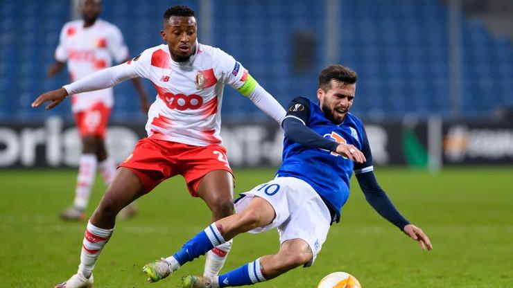 Liga Europy: Lech Poznań - Standard Liege 3:1. Skrót meczu (WIDEO)