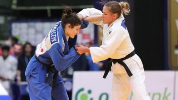 Grand Slam w judo: Julia Kowalczyk nie wystartuje w Budapeszcie