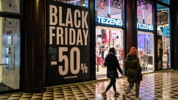 Black Friday - czarny piątek. Dziś zakupowe święto