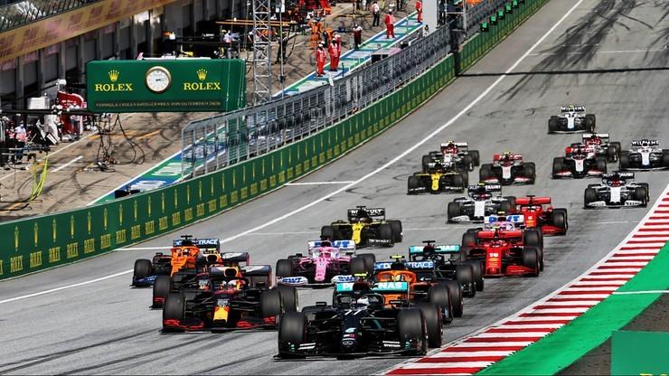 Sergio Perez zarażony koronawirusem. Nie wystąpi w GP Wielkiej Brytanii