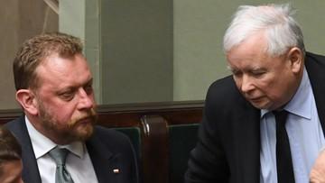 Wotum nieufności wobec Szumowskiego. Sejm zajmie się wnioskiem jeszcze dziś [OGLĄDAJ]