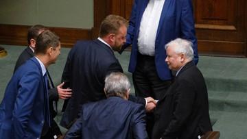 Fogiel: to, co powiedział prezes Kaczyński, nie powinno nikogo bulwersować