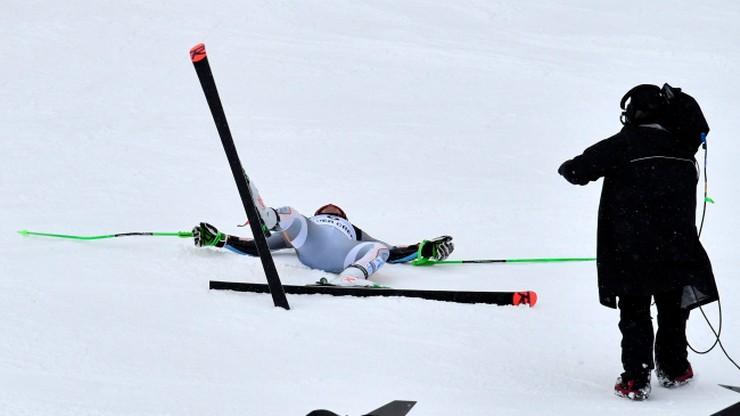 Alpejski PŚ: Pogoda krzyżuje plany, zmiana programu w Val d'Isere