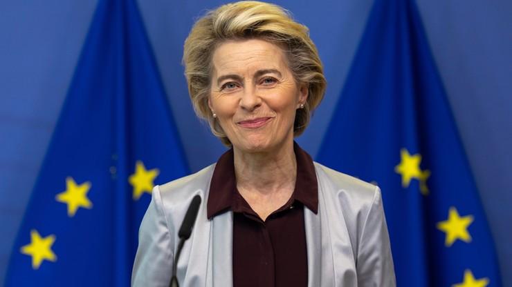 Szefowa KE sugeruje rozwiązanie dla Polski i Węgier. Jest odpowiedź Ziobry