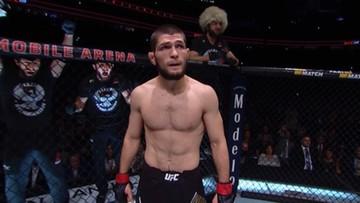 Nurmagomedov podał możliwą datę powrotu do oktagonu UFC