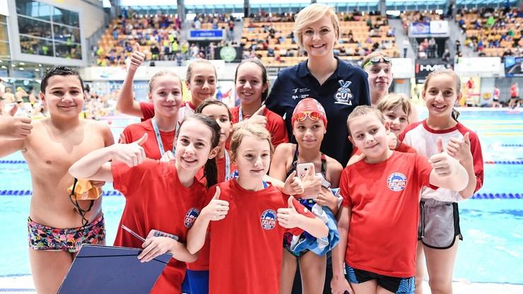 Blisko 900 dzieci będzie pływać na Otylia Swim Cup w Szczecinie!