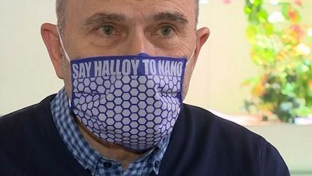 Polacy opracowali rewolucyjną maseczkę, która zabija wirusy i można ją dotykać