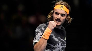 ATP Finals: Historyczny triumf Tsitsipasa
