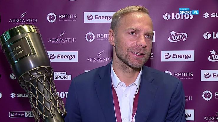 Łukasz Koszarek wybrał klub na kolejny sezon