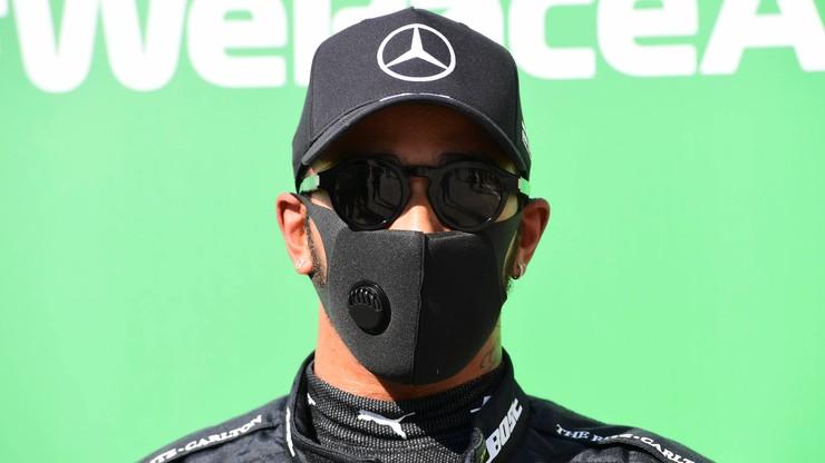 Zespół Lewisa Hamiltona wystąpi w serii wyścigowej Extreme E
