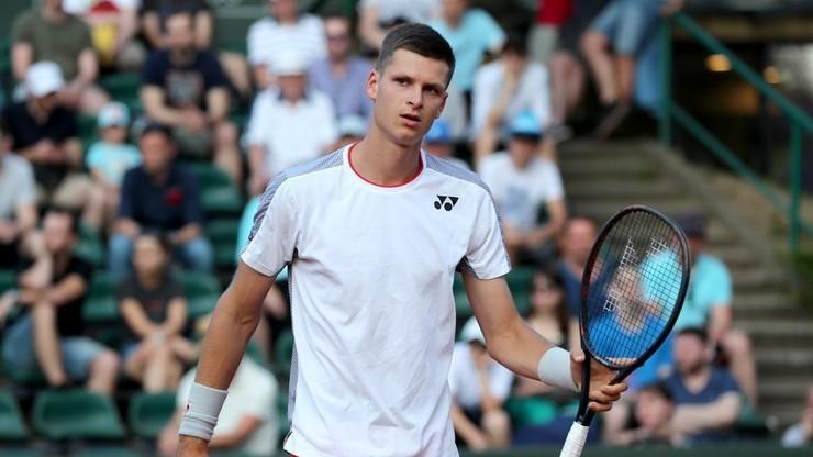 ATP w Auckland: Hurkacz - Lopez. Relacja i wynik na żywo