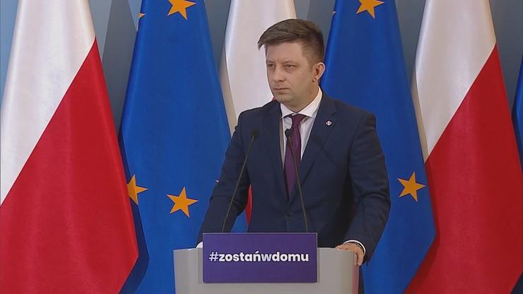 """Dworczyk: koniec akcji """"Lot do domu"""". Zamiast niej: """"Cargo dla Polski"""""""