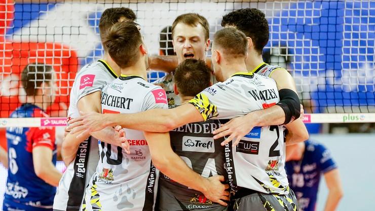 PlusLiga: Trefl Gdańsk już w pełnym składzie