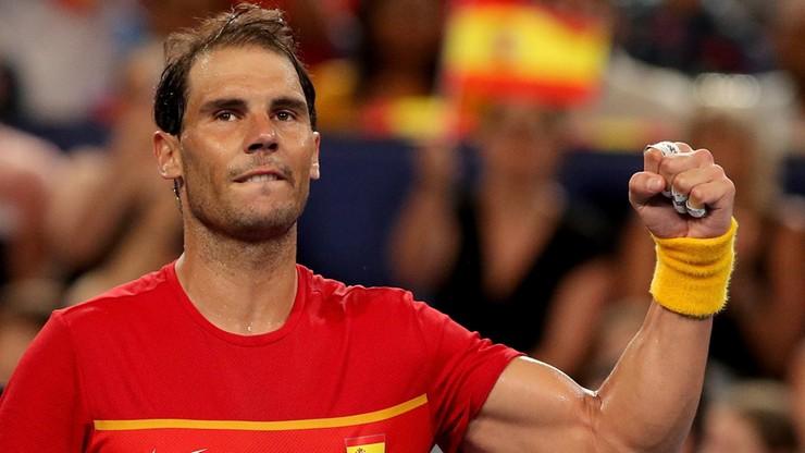 ATP Cup: Hiszpania - Japonia. Transmisja w Polsacie Sport Extra i na Polsatsport.pl