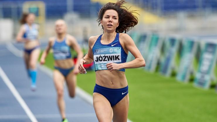 Joanna Jóźwik z najlepszym wynikiem od trzech lat