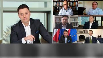 """""""Lizus!"""". Czarzasty do Bosaka w """"Śniadaniu w Polsat News"""""""