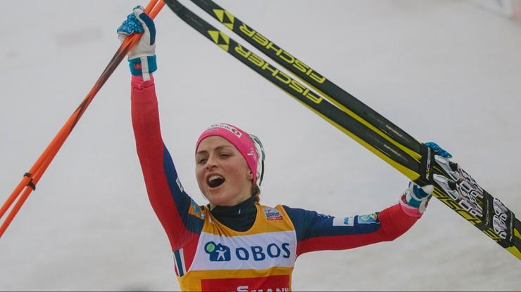 Tour de Ski: Triumf Johaug ze startu wspólnego na inaugurację