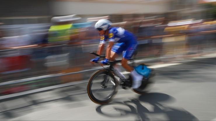 Białoruski kolarz zdyskwalifikowany na cztery lata za doping