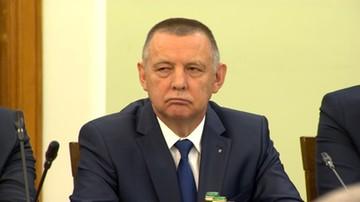 Marian Banaś nie stawi się na posiedzeniu senackiej komisji