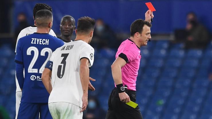 UEFA wyemituje serial o pracy sędziów w trakcie Ligi Mistrzów