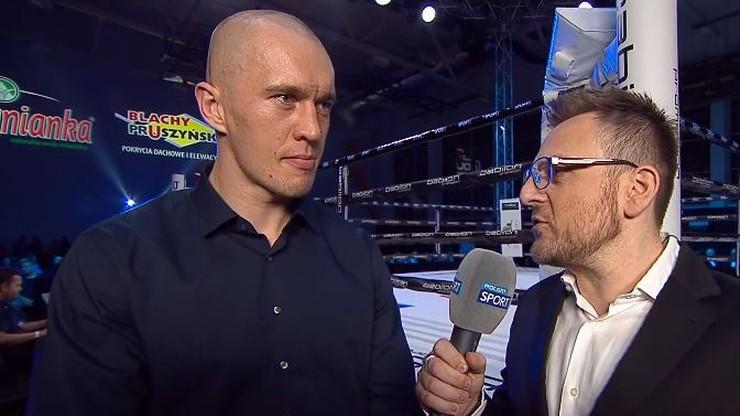 Zmieniono termin walki Cieślaka o mistrzostwo świata WBC
