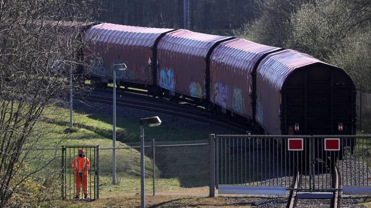 Pociąg z odpadami nuklearnymi wyruszył z Niemiec do Rosji. Ekolodzy protestują
