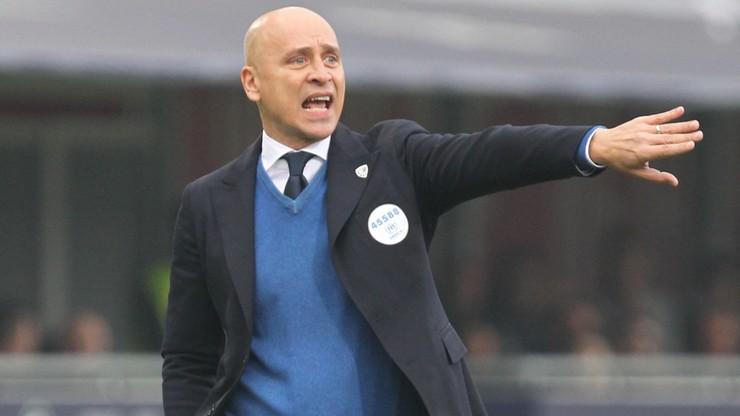 Serie A: Klub zwolnił drugi raz tego samego trenera