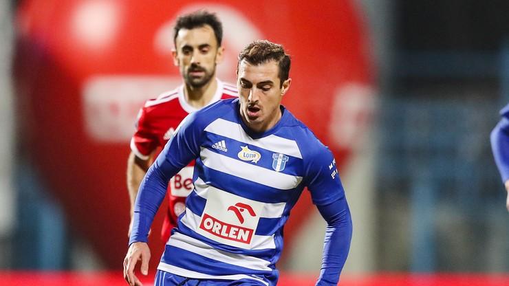Merebashvili: Wisła to jedna wielka drużyna