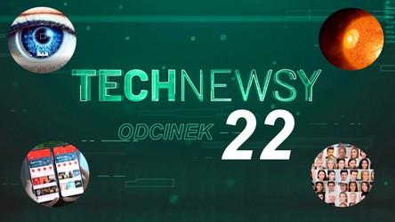 Zobacz TechNewsy odcinek 22 - filmowy przegląd najciekawszych wiadomości