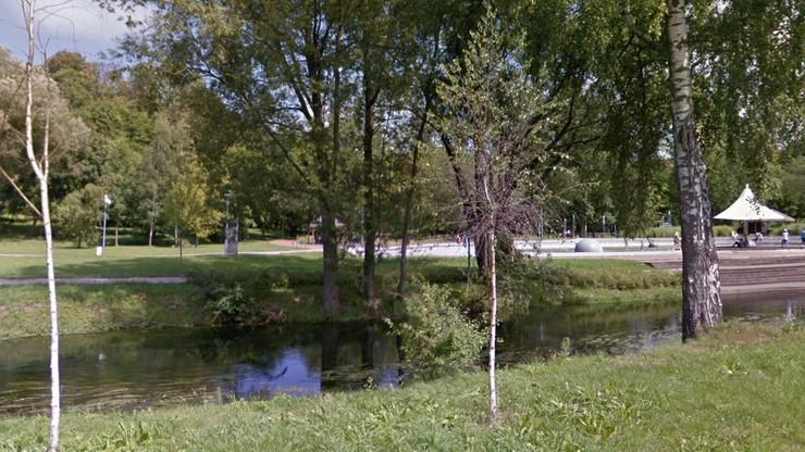 Olsztyn: ciało młodego mężczyzny znalezione w rzece
