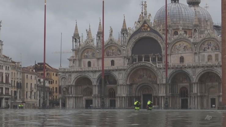 """Wenecja """"porzucona"""". Turyści masowo odwołują rezerwacje"""