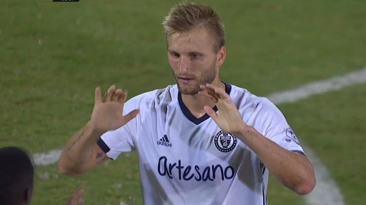 MLS: Gol Adama Buksy, dwie asysty Kacpra Przybyłki