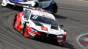 Seria DTM: Kubica 14. w pierwszym wyścigu na Spa