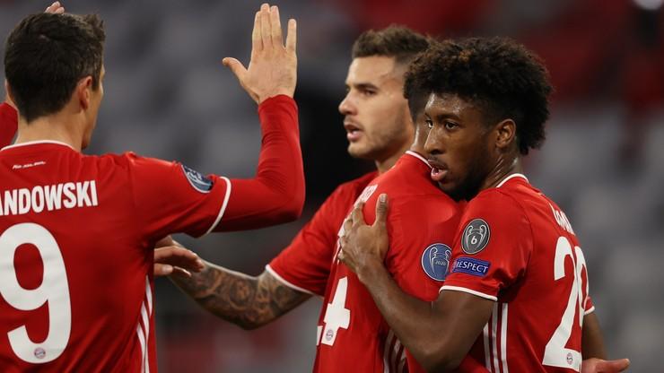Liga Mistrzów: Koncertowa gra Bayernu Monachium. Gładka wygrana z Atletico Madryt