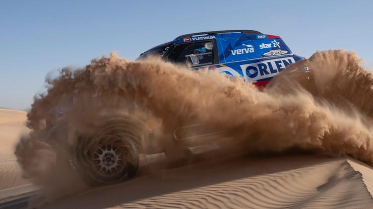 Rajd Dakar: Szóste miejsce Przygońskiego na ósmym etapie