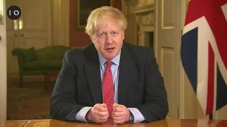 Brytyjski rząd ogranicza możliwość wychodzenia z domu