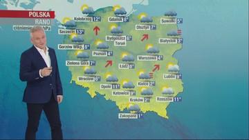 """""""Świt dobry"""" z Jarosławem Kretem. Debiut prezentera pogody w Polsat News"""
