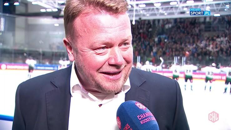 Trener GKS-u Tychy: Jestem dumny z mojego zespołu